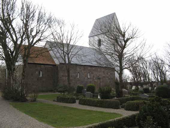 Dybe Kirke
