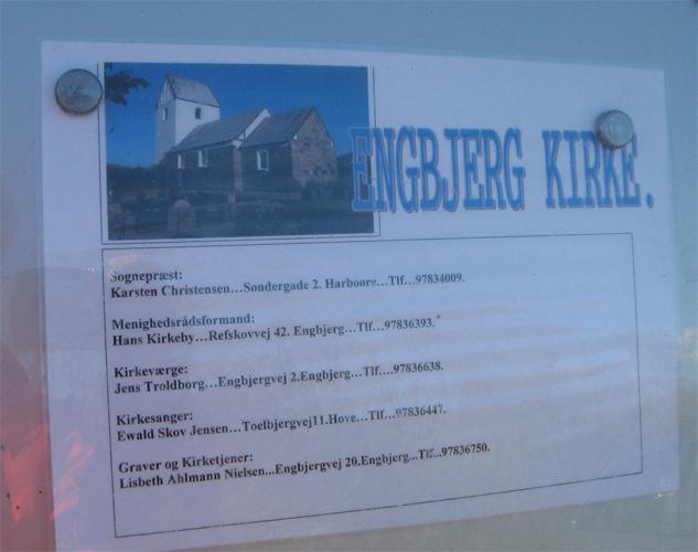 Engbjerg oplysningstavle