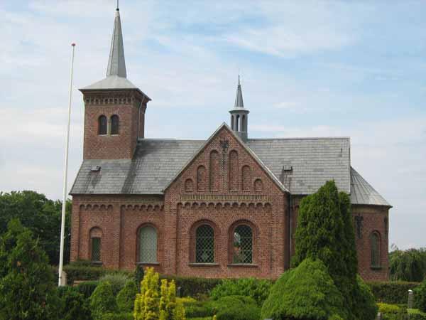 Ristinge kirke